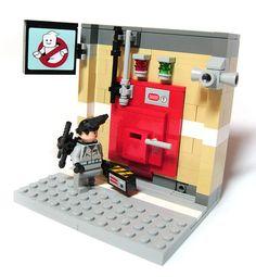 Lego Ghostbusters by Chris Glenn