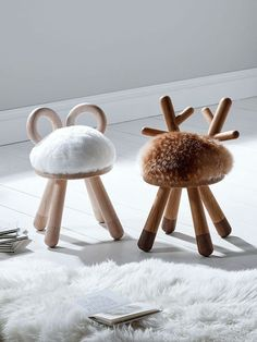 Whimsical Chairs
