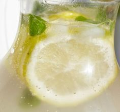 Recept Zázvorová limonáda s  medem a citronem