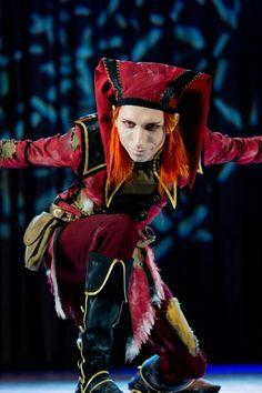 Cicero cosplay
