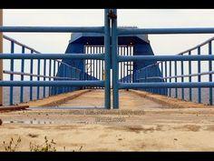 Pont del petroli 1879-2016 Badalona - YouTube Garden Bridge, Deck, Outdoor Structures, Videos, Outdoor Decor, Youtube, Scenery, Pictures, Front Porches