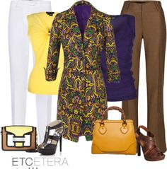 Toppers in rich hues and gorgeous prints, create an effortless way to spice up your look in a flash. www.etcetera.com/collections/summer2013/lookbook/25/