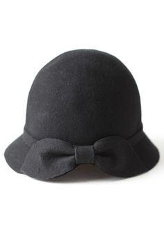 Jazz Age Cloche Hat