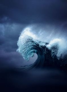 """""""And many...hearken still unsated to the voices of the Sea, and yet know not for what they listen."""" -J.R.R. Tolkien   [Photo by Ray Collins]"""