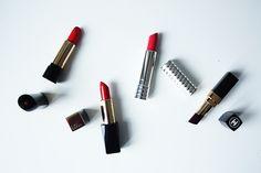Autumn lipsticks www.quarter-magazine.com
