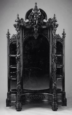 Story inspiration: Gothic mirror