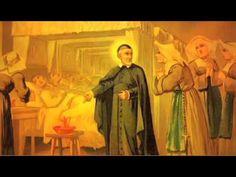 Discovering our Saints - St Vincent de Paul Catholic Saints, Patron Saints, Daughters Of Charity, Saint Vincent, Richmond Virginia, Blessed Virgin Mary, Mystic, Religion, Angels