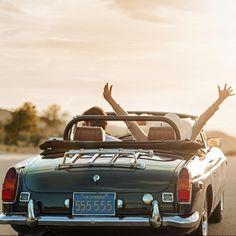 Träumst du auch manchmal davon, einfach ins Auto zu steigen und Richtung Süden zu düsen? Wir raten: Dann mal los: http://www.harpersbazaar.de/losfahren-und-loslassen.html?return_path=suche