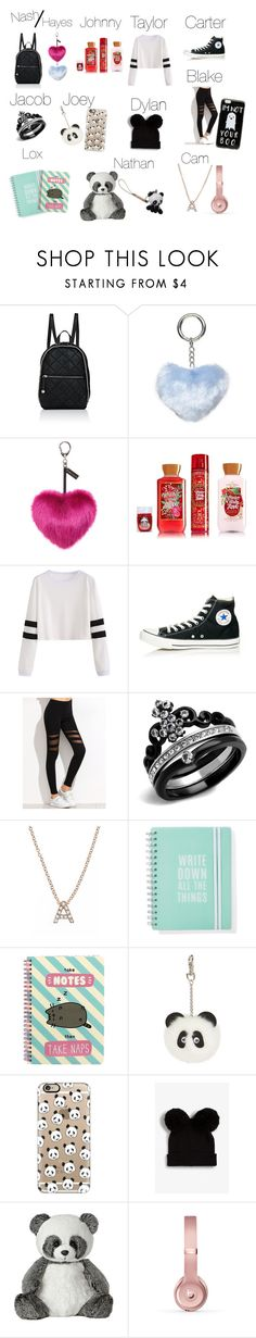 """""""Alinas magcon presents"""" by torilee-03 ❤ liked on Polyvore featuring STELLA McCARTNEY, Dorothy Perkins, Helen Moore, Converse, Bony Levy, Pusheen, Monsoon, Casetify, Monki and Panda"""