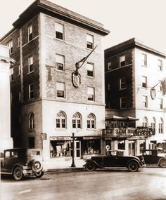 The Old Lincoln Hotel
