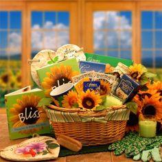 Basket of Bliss Gardener Lovers Gift Basket - http://mygourmetgifts.com/basket-of-bliss-gardener-lovers-gift-basket/