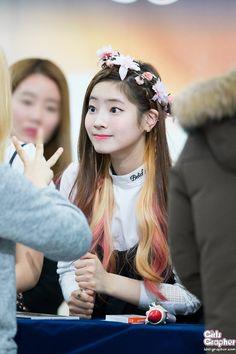 Dahyun - i luv her hair Kpop Girl Groups, Korean Girl Groups, Kpop Girls, The Band, Tofu, Twice Once, Twice Dahyun, Love K, Im Nayeon