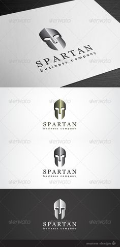 Spartan Logo #GraphicRiver Spartan is a clean, professional and elegant logo suitable for any kind of business or personal identity which requires a solid, noble and strong image. Features 3 Variations: Golden, Silver and White 100% Editable & Re-sizable vectors 100% Fully editable text Easily customizable colors AI & EPS documents The ZIP archive contains A folder with Spartan Logo (Golden, Silver and White) in AI. & EPS A PDF Help File (reminding the fonts used) Fonts Used Georgia…