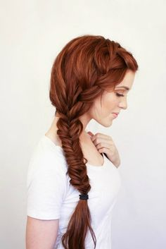 Hair How-To: Bohemian Side Braid ★ See more: http://glaminati.com/hair-how-to-bohemian-side-braid/