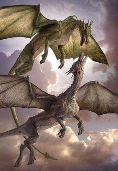 Dragons, Daren Horley on ArtStation at http://www.artstation.com/artwork/dragons-4e33950b-fe99-4de7-b1e4-35a831a2bca4