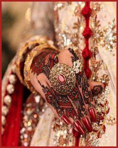 Latest Arabic Bridal Mehndi Designs For Hands Arabic Bridal Mehndi Designs, Mehndi Designs For Girls, Latest Mehndi Designs, Mehandi Designs, Henna Mehndi, Mehendi, Beautiful Mehndi Design, Change Is Good, Temporary Tattoo