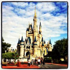 Walt Disney World...I sense instagram.