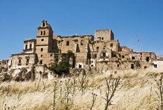 Luoghi abbandonati,  Basilicata , Craco