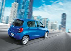 Celerio Diesel Cars, Celerio Hatchback Car Price & Specs India - Maruti Suzuki
