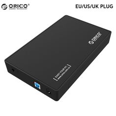 ORICO 3588US3 3.5 Inch HDD Enclosure Case USB 3.0 5Gbps to SATA Support UASP and 8TB Drives HDD Case for Notebook Desktop PC #electronicsprojects #electronicsdiy #electronicsgadgets #electronicsdisplay #electronicscircuit #electronicsengineering #electronicsdesign #electronicsorganization #electronicsworkbench #electronicsfor men #electronicshacks #electronicaelectronics #electronicsworkshop #appleelectronics #coolelectronics
