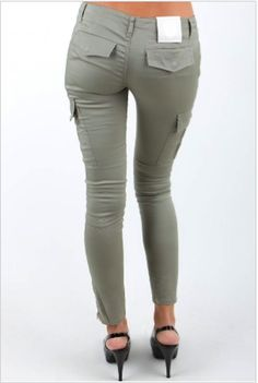 https://www.cityblis.com/12765/item/11359 | d.b Cargo Light Grey - $99 by d.brand US | Extremely comfortable cargo pant with slight stretch and unbelievable fit  | #Pants