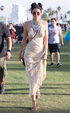 Kendall Jenner at Coachella 2016