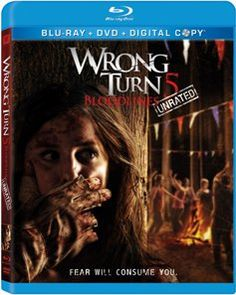 Wrong Turn 5 review  http://www.thelairoffilth.com/2012/10/filthy-review-wrong-turn-5-bloodlines.html