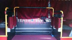 Teatro Bus Málaga · Interior