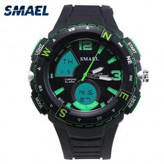 Watches Hot Sale Swim Sports Watch 50m Waterproof Male Watches Japan Quartz Clock Electronic Display Outdoor Product Fashion Color Men Skmei 1016 Bright Luster