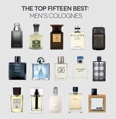 ТОП П'ЯТНАДЦЯТЬ НАЙКРАЩИЇ ЧОЛОВІЧИХ АРОМАТІВ | THE TOP FIFTEEN BEST MEN'S COLOGNES