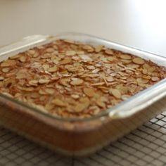 HCG Diet (P3/4) Magically Moist Almond Cake @keyingredient #cake