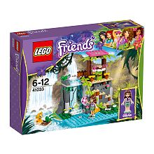 Lego Friends - Sauvetage dans les cascades de la jungle - 41033