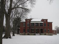 Osawatomie Mental Hospital ( in a series) Mental Asylum, Insane Asylum, Abandoned Asylums, Abandoned Places, State Of Kansas, Psychiatric Hospital, Time And Tide, Abandoned Hospital, Local History