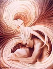 """Twin Souls vs Soul Mates - """"Twin Flames are two people in two separate bodies that supposedly share the same soul... Soul Mates are other souls that have agreed to connect with you on this planet for a purpose... IF you have a twin soul, you only have one... The True Twin Flame comes to you to as a mirror. The Reunion may activate childhood trauma of abandonment, fear of rejection, regret, disappointment and inability to be intimate and committed. The Sacred Twin Flame Reunion calls for you…"""