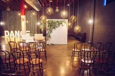 Photography - Jessie Dains / Styling - Little Gray Station & Hampton Event Hire / Lighting - AVIdeas / Floristry - Bouquet Boutique