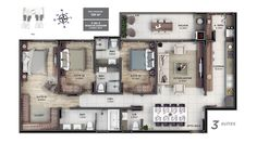 San Blas Residence - Apartamentos de alto padrão - Florianópolis