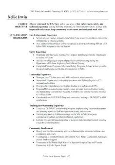 Military Resume Example | 33 En Iyi Resume Examples Goruntusu 2019