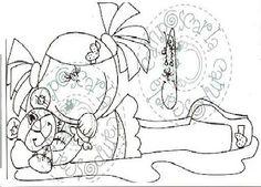 Moldes y Figuras de Sucha Foami: fofuchas planas