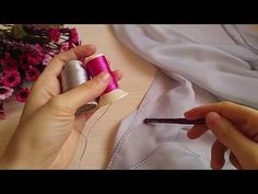 YouTube Creative Embroidery, Crochet Designs, Home Crafts, Youtube, Make It Yourself, Instagram, Crafting, Handmade, Tejidos