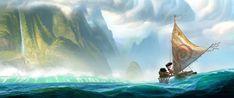 Walt Disney Animation Studios Sets Sail with Moana | Disney Insider