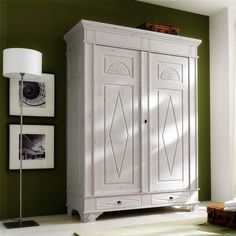 Good-Looking White Washed Furniture : Sun Cabinet Jati White Wash