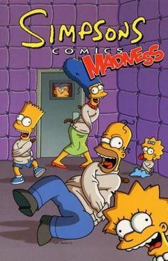 Simpsons Comics Madness (Simpsons Comic Compilations) @ niftywarehouse.com