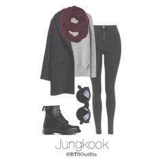 Winter Date w/ Chunky Scarf (Requested by @siberiancharmer) Jin / Suga / J-Hope / Rap Monster / Jimin / Taehyung / Jungkook Up Next: Dressing Like Them at a Fansign