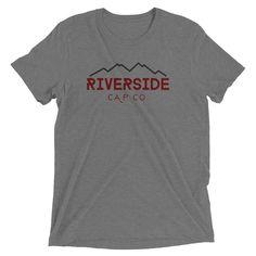 Peaks (Red) Short Sleeve T-Shirt