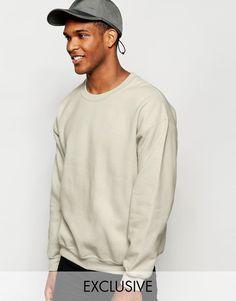 Reclaimed+Vintage+Oversized+Sweatshirt