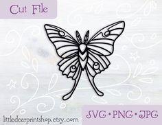 Baby Shower Garland, Butterfly Clip Art, Silhouette Png, Ornaments Design, Printable Paper, Fantasy Artwork, Framed Artwork, Moth, Original Artwork