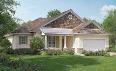 The Summerville House Plan by Energy Smart Home Plans Ranch House Plans, House Floor Plans, Country Style House Plans, Energy Efficient Homes, Small House Plans, Great Rooms, Master Suite, Building A House, Building Ideas