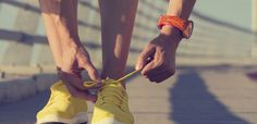 Lace Up and Go: Walking to Heart Health