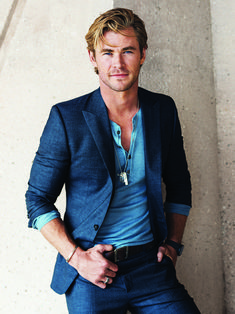 chris hemsworth gq cover - Google Search