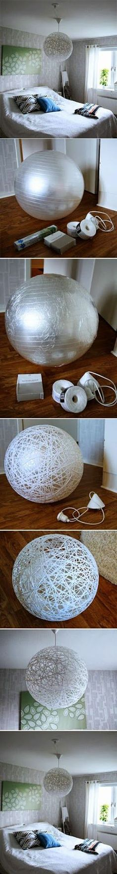 Cool Ball Light | DIY & Crafts Tutorials